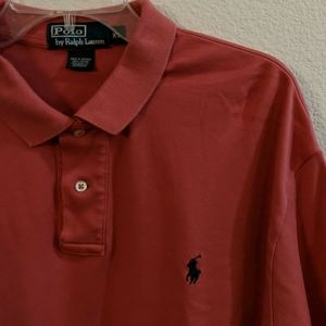 Polo Ralph Lauren Pink/Coral Polo